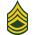 Sergeant First Class Insignia