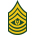 Sergeant Major of the Army Insignia