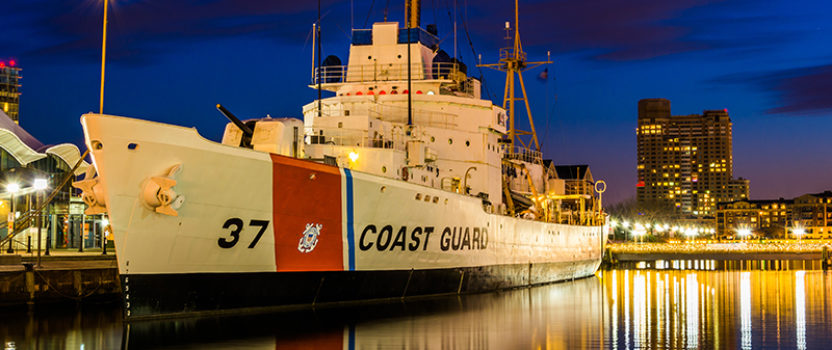 US Coast Guard Song