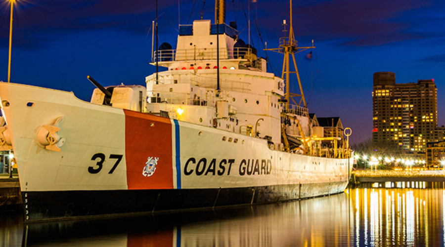 U.S. Coast Guard Song