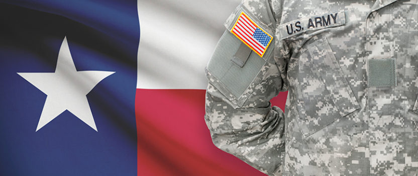 Texas Military Bases