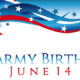 US Army Birthday