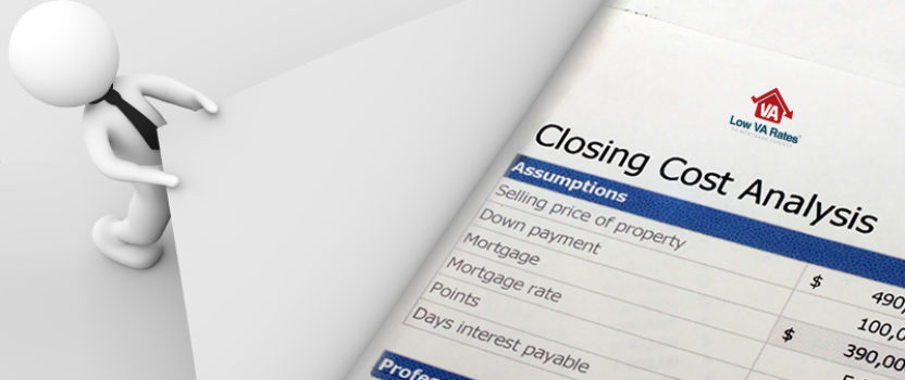 VA Streamline Closing Costs - What You Can Expect at Closing Time