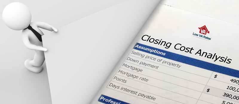 Printables Va Irrrl Worksheet va streamline closing costs what you can expect at time costs