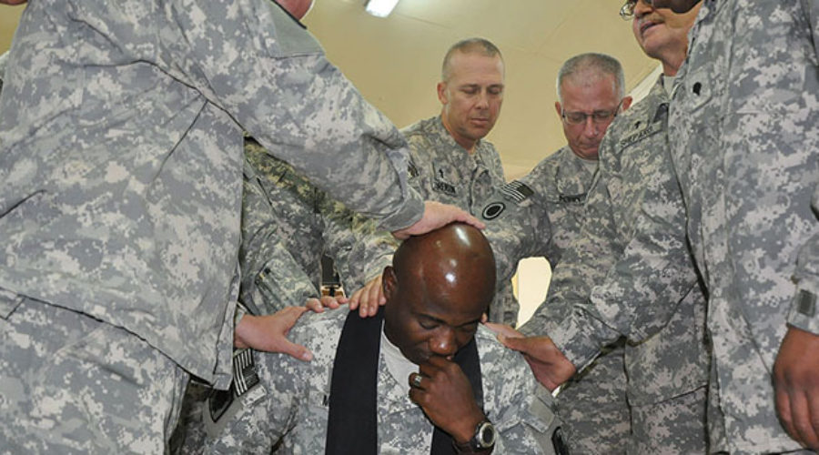 Army Chaplain Corps