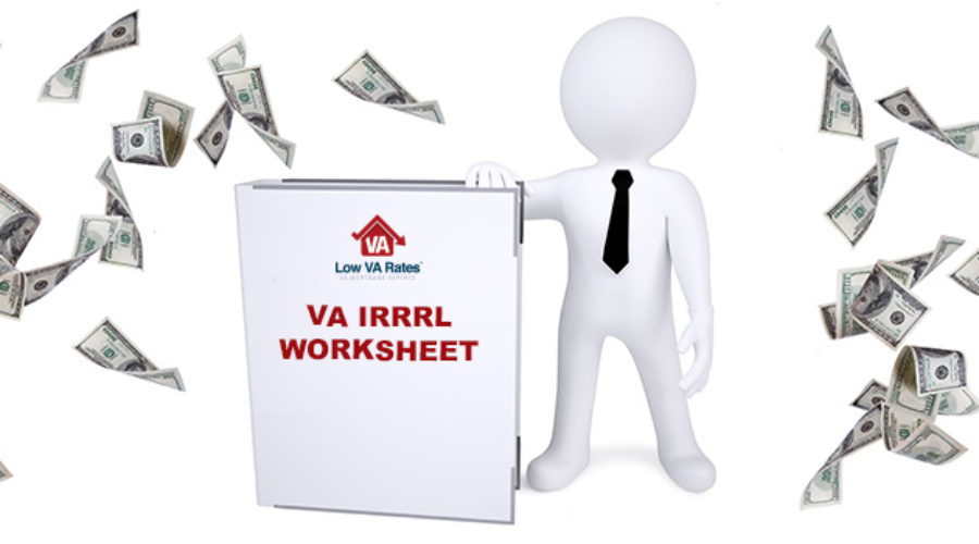 VA IRRRL Worksheet