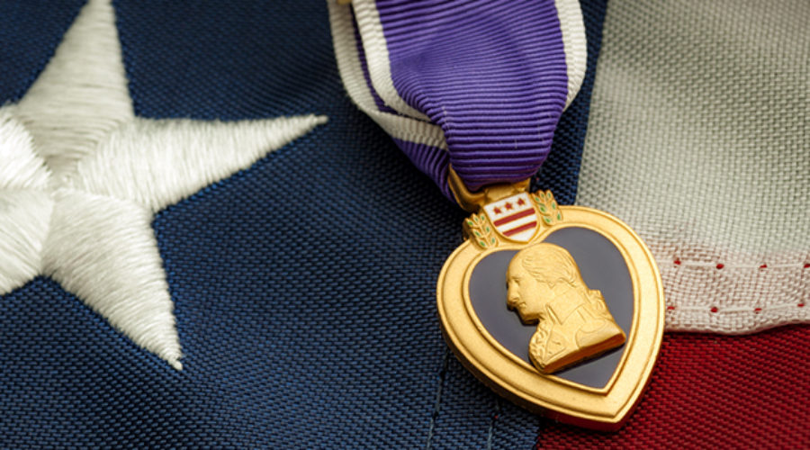 Purple Heart Day