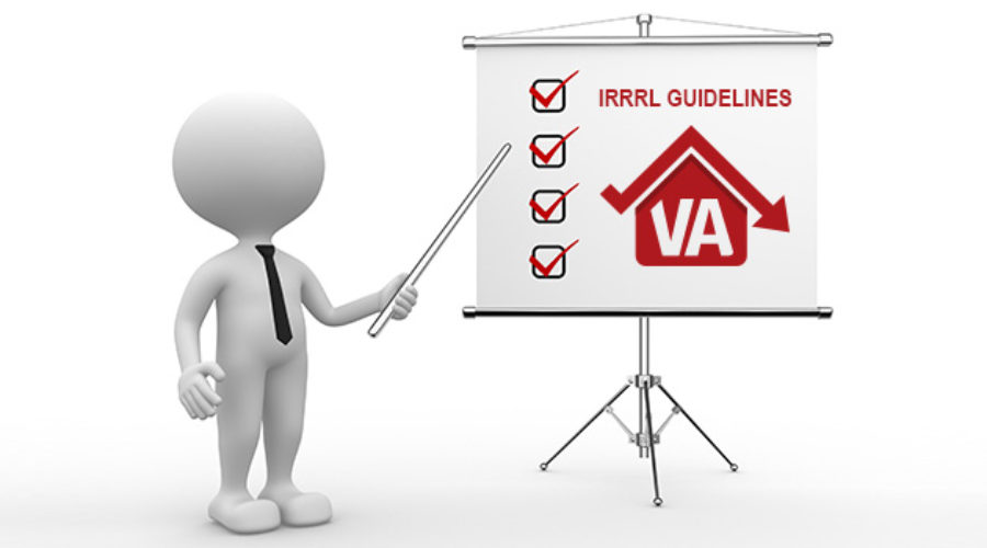 VA IRRRL Guidelines