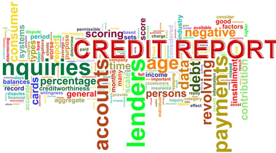 Credit Reporting Agencies?