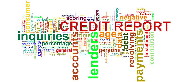how to create a credit bureau