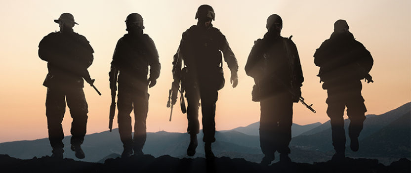 10 Inspirational Military Quotes