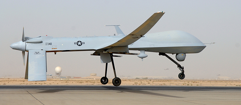 Military Drones THE FUTURE OF AIR WARFARE