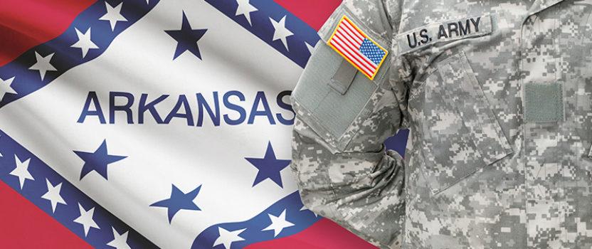 Arkansas Military Bases