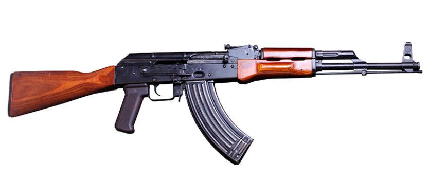 AK 47 vs. M4