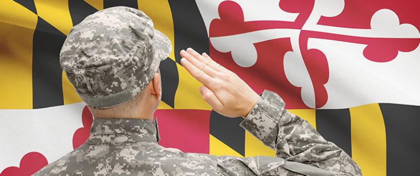 Maryland Military Bases