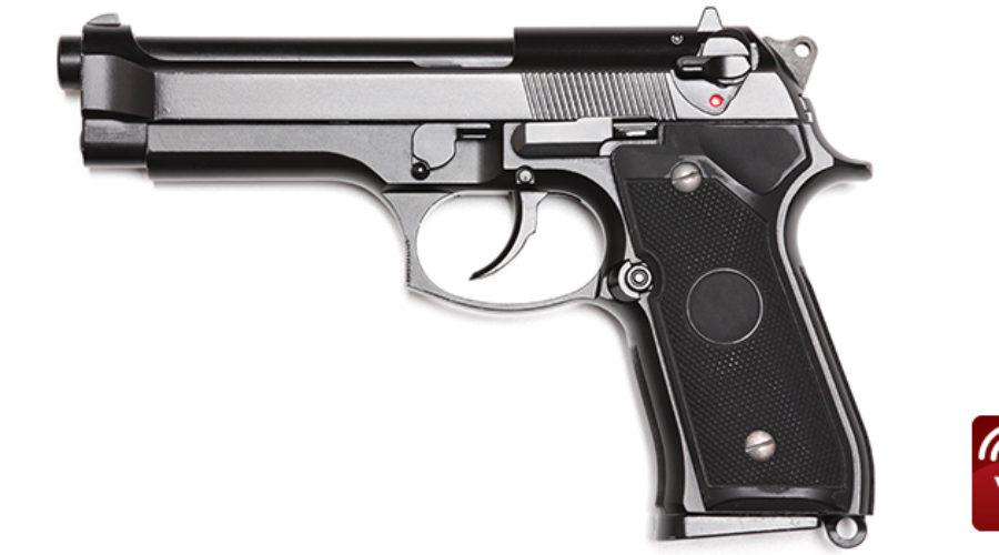 m9 service pistol