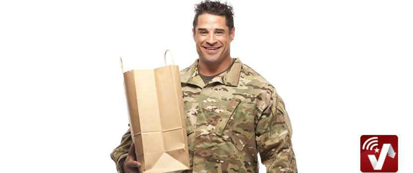 Military Shopping