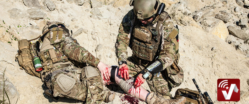combat medics After an intense firefight, when the dust settles, every squad and every soldier simply wants to be alive and if they are, they probably have their combat medic to thank.