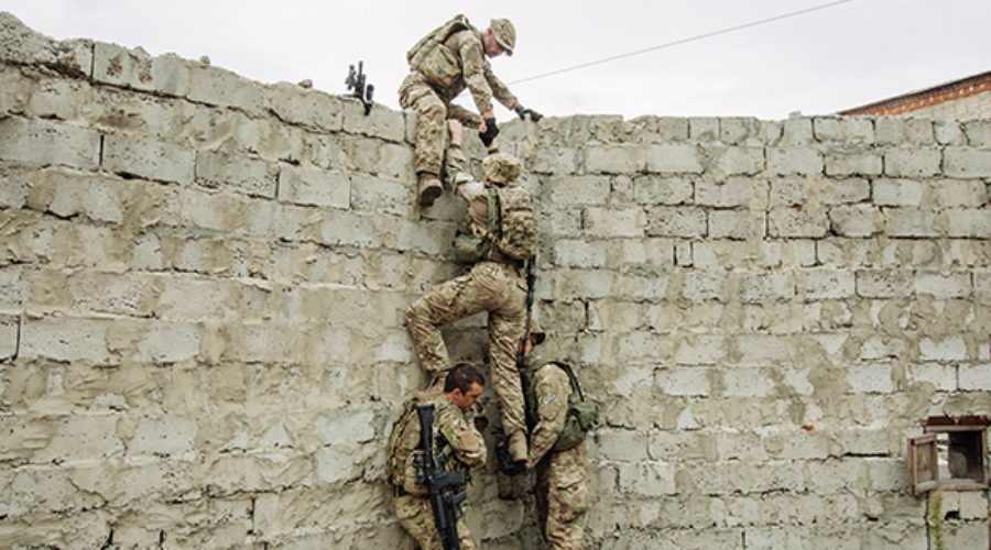 The Importance of Teamwork in the Military
